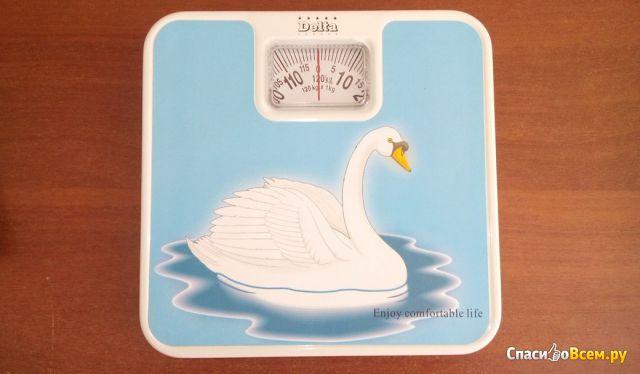 Весы напольные Delta D9011-H10 фото