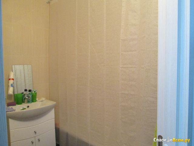Штора для ванной IKEA Иннарен фото
