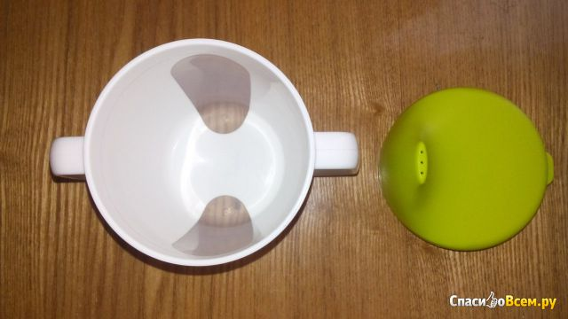 "Чашка-поильник IKEA ""Борья"" фото"
