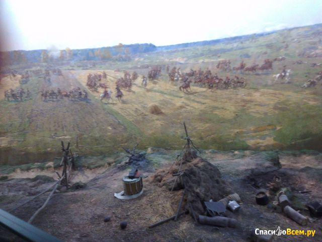"""Музей-панорама """"Бородинская битва"""" 1812 (Москва) фото"""