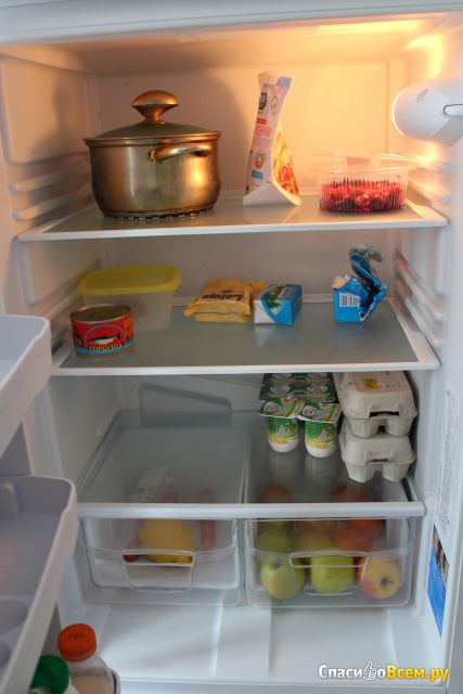 Двухкамерный холодильник Indesit SB 167 фото