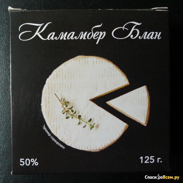 Сыр мягкий Томмолоко Камамбер Блан фото