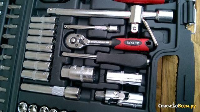 Набор торцевых ключей 108 -el Boxer фото