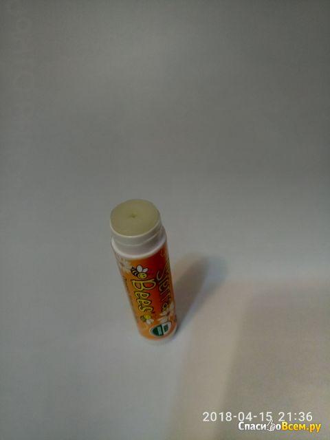 "Бальзам для губ Sierra Bees ""Organic Honey Lip Balm"" фото"
