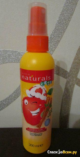 Спрей для легкого расчесывания Avon Naturals kids для детей фото