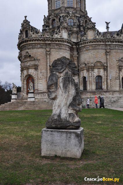 Храм Знамения Богородицы (Московская область, Подольский район, поселок Дубровицы) фото