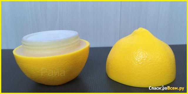 """Крем для рук The Saem Fruits Punch Hand Cream """"Lemon"""" фото"""