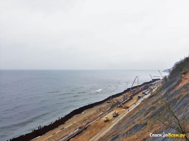 Побережье Балтийского моря (Россия, Калининградская обл.) фото