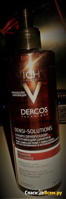 Шампунь Vichy Dercos Densi-Solutionis фото