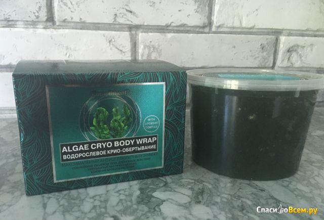 Обертывание-крио водорослевое Compliment фото