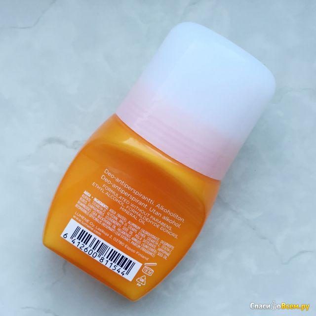 Дезодорант Lumene Body Refresh Cloudberry Deo-Antiperspirant фото