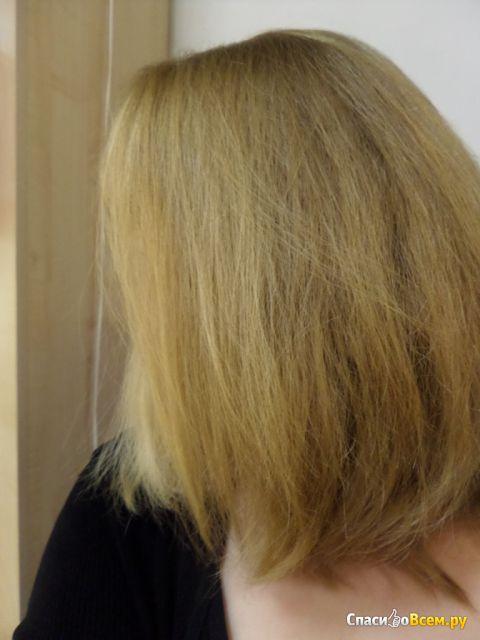 Укрепляющий шампунь Green Pharma с яичным желтком и ромом фото