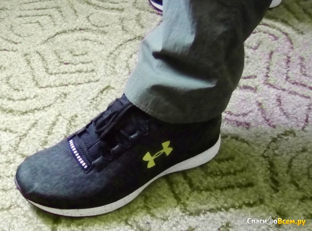 Кроссовки Under Armour Charged Bandit 3 фото