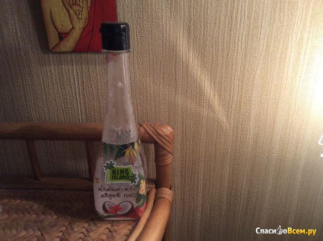 Кокосовое масло Extra Virgin Coconut Oil 100 % Kind island bird of Paradise фото