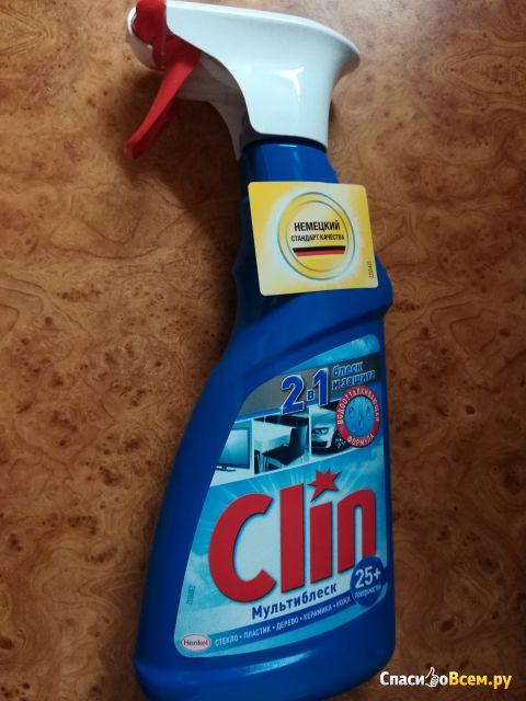 Универсальное чистящее средство Clin Мультиблеск фото