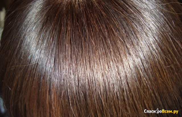 Стойкая крем-краска Garnier Olia без аммиака с цветочными маслами тон 5.0 светлый шатен фото