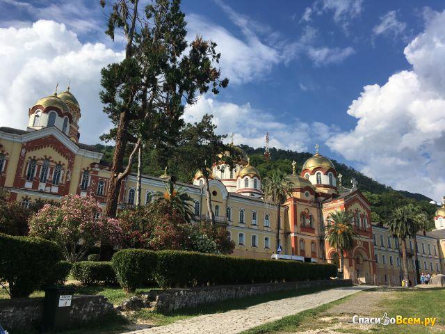 Курорт Новый Афон (Абхазия) фото