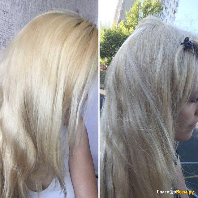 Маска для волос с оттеночным эффектом Itely Riflessi Silver фото