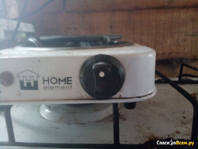 Плитка электрическая Home element HE-HP703 фото