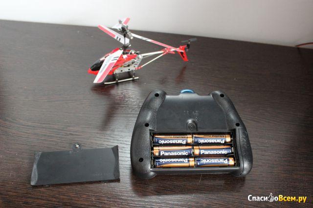 Вертолет с гироскопом X-cool S107g фото