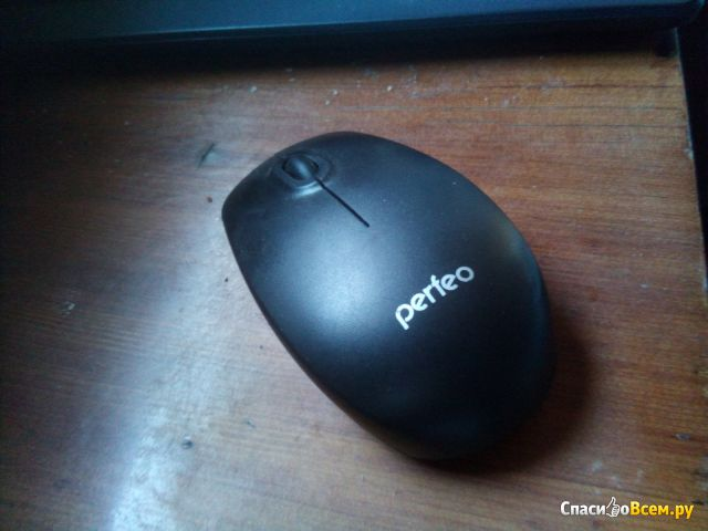 Мышь беспроводная Perfeo PF-515-WOP фото