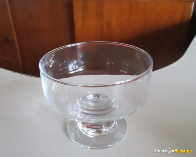 Ваза для мороженого Ice Ville 3 шт. Pasabahce фото