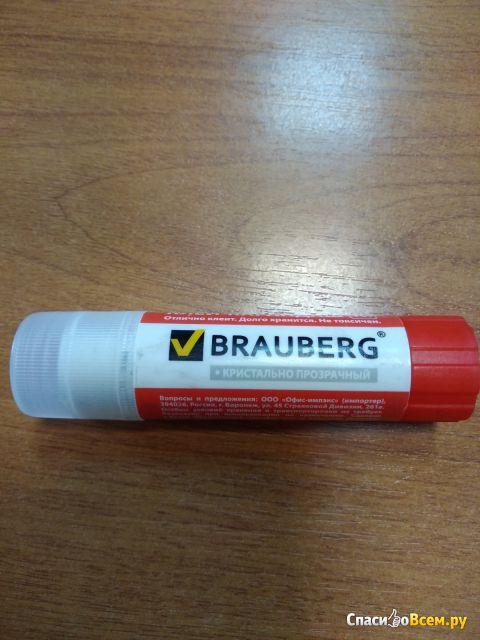 Клей-карандаш Brauberg фото