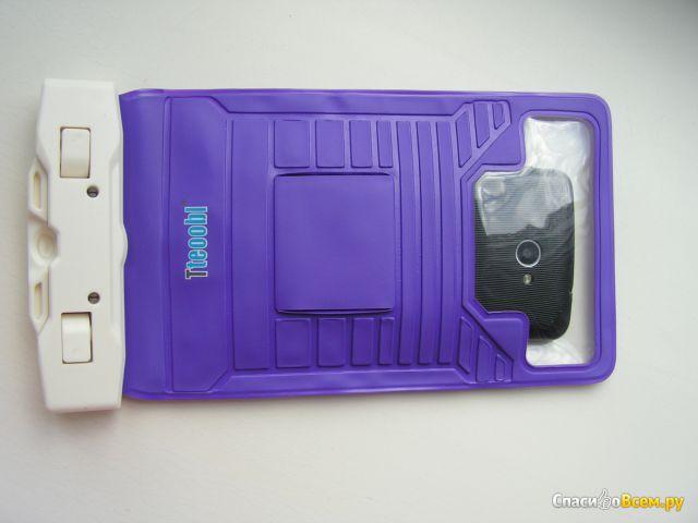 Универсальный водонепроницаемый чехол для мобильного телефона Tteoobl T-21H фото