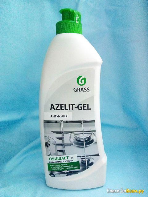 """Чистящее средство для кухни """"Azelit-gel"""" Grass антижир фото"""