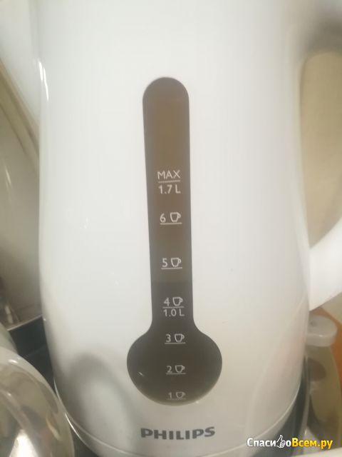 Электрический чайник Philips HD4677 фото
