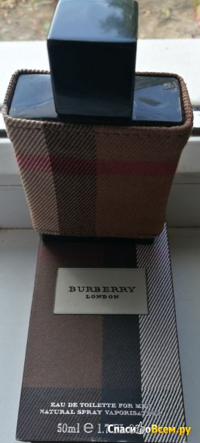 Духи Burberry London for men фото