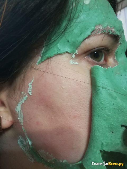 """Альгинатная маска для лица Levrana """" Подтягивающая"""" фото"""