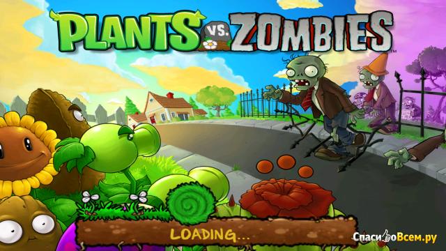 Игра Plants vs. Zombies для Android фото