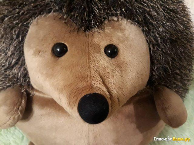 """Мягкая игрушка Gulliver """"Ёжик сидячий"""", 34 см"""