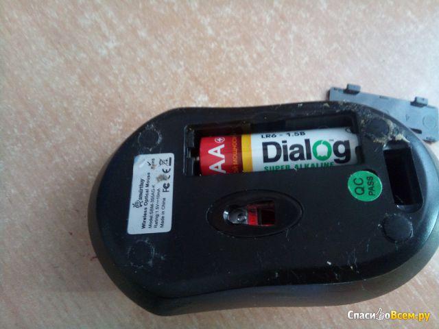 Мышь беспроводная SmartBuy SBM-355AG фото
