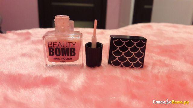 """Лак для ногтей Beauty Bomb """"Mermaid Dreams"""" фото"""