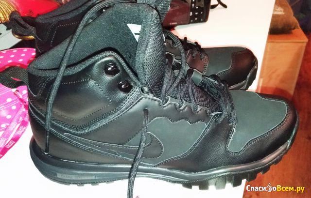 Мужские Ботинки Nike Dual Fusion Hills Mid Leather