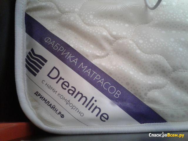 Матрас DreamLine Easy Feel TFK фото
