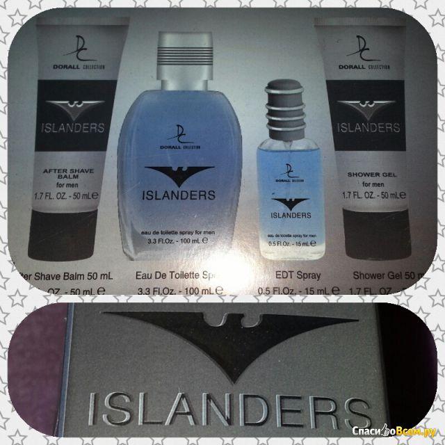 Набор средств для мужчин Dorall Collection Islanders фото