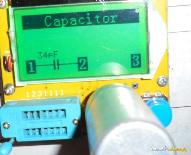 Интеллектуальный тестер Vokpro Mega328 фото