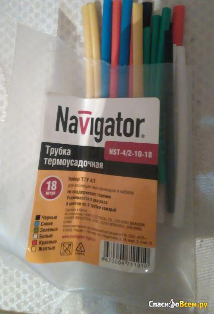 "Трубка термоусадочная ""Navigator "" NST-4/2-10-18, Hont Electrical фото"