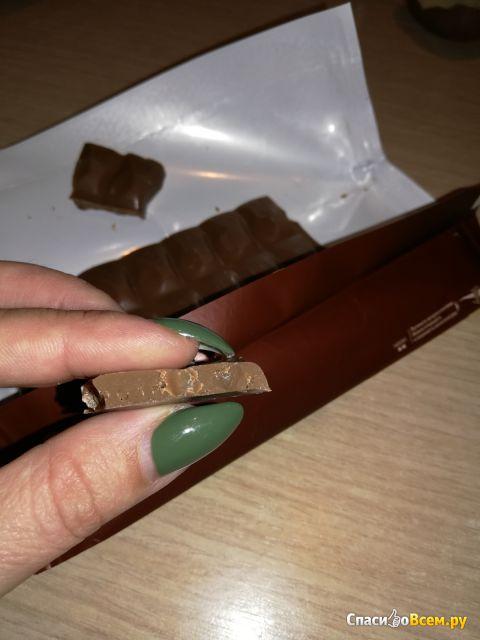 Шоколад молочный Dove Груша и вафля фото