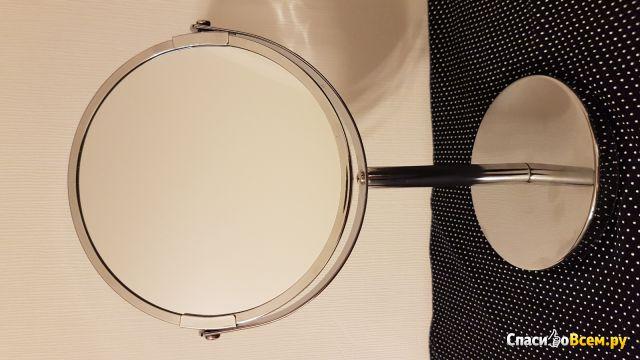 Зеркало для макияжа на подставке Spirella Sydney