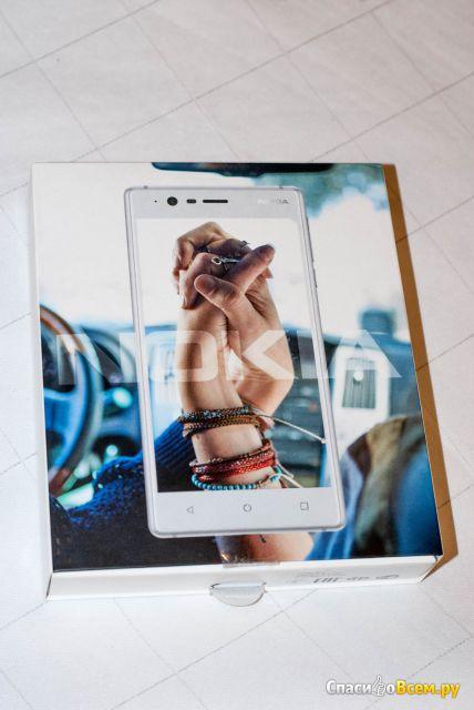 Смартфон Nokia 3 Dual Sim фото