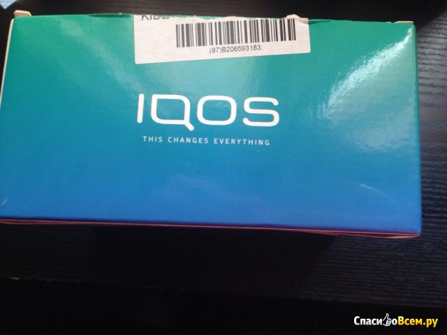 Электронная сигарета Philip Morris IQOS фото