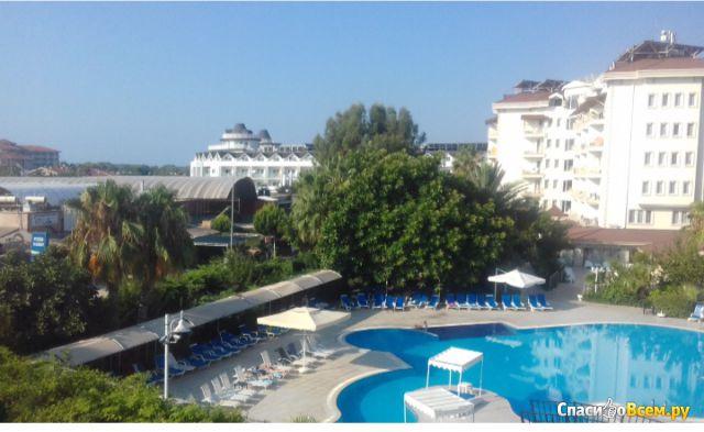 Отель Grand Mir'amor 4*. (Турция, Кемер, Кириш) фото