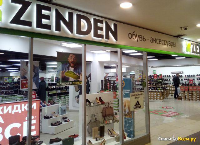 Сеть магазинов обуви Zenden (Россия, Санкт-Петербург) фото