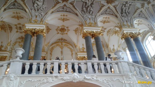 Государственный Эрмитаж (Санкт-Петербург, Дворцовая площадь, д. 2) фото