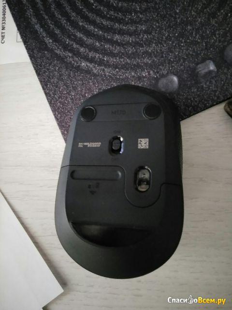 Мышь беспроводная Logitech M170 фото
