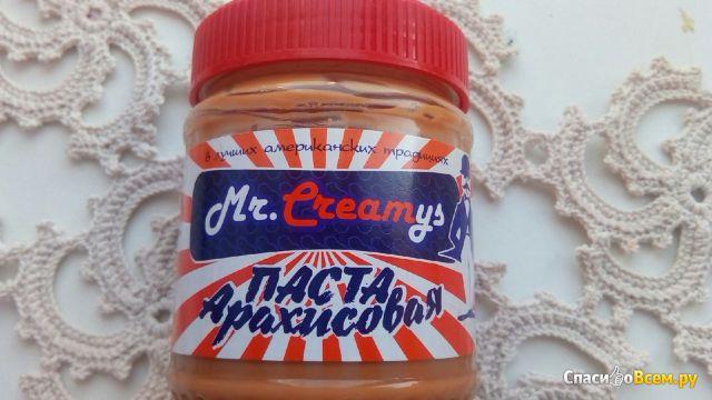 Паста арахисовая Mr. Creamys Классическая фото